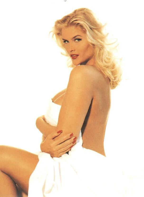 Anna Nicole Smith awesome pic