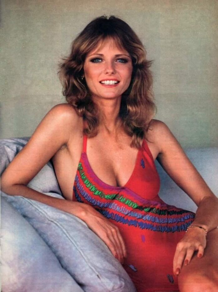 Cheryl tiegs nipples — pic 11