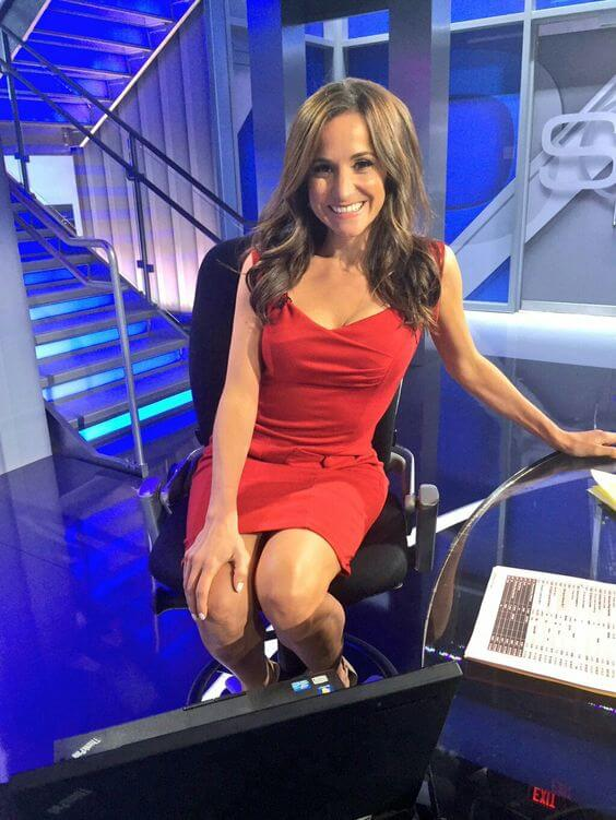 Dianna Russini sexy cleavage pics