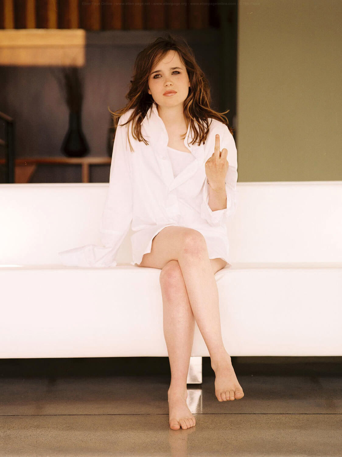 25 Sexy Ellen Page Feet Pictures Are Too Much For You To