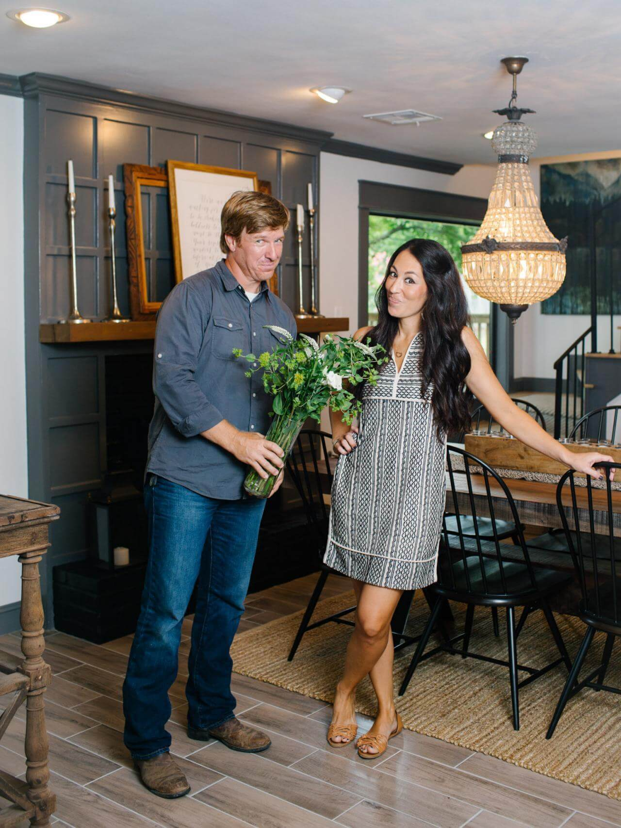 Joanna Gaines Inspired Capsule Wardrobe 10 Outfit Ideas: 30 Sexy Joanna Gaines Feet Pictures Are Too Much For You