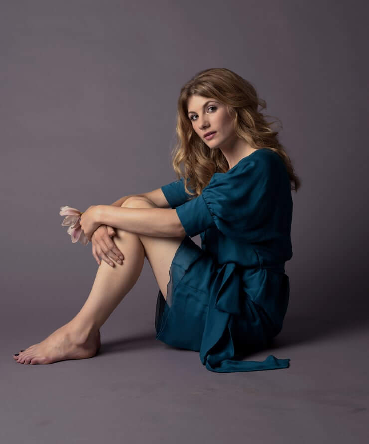 Jodie Whittaker sexy butt pictures