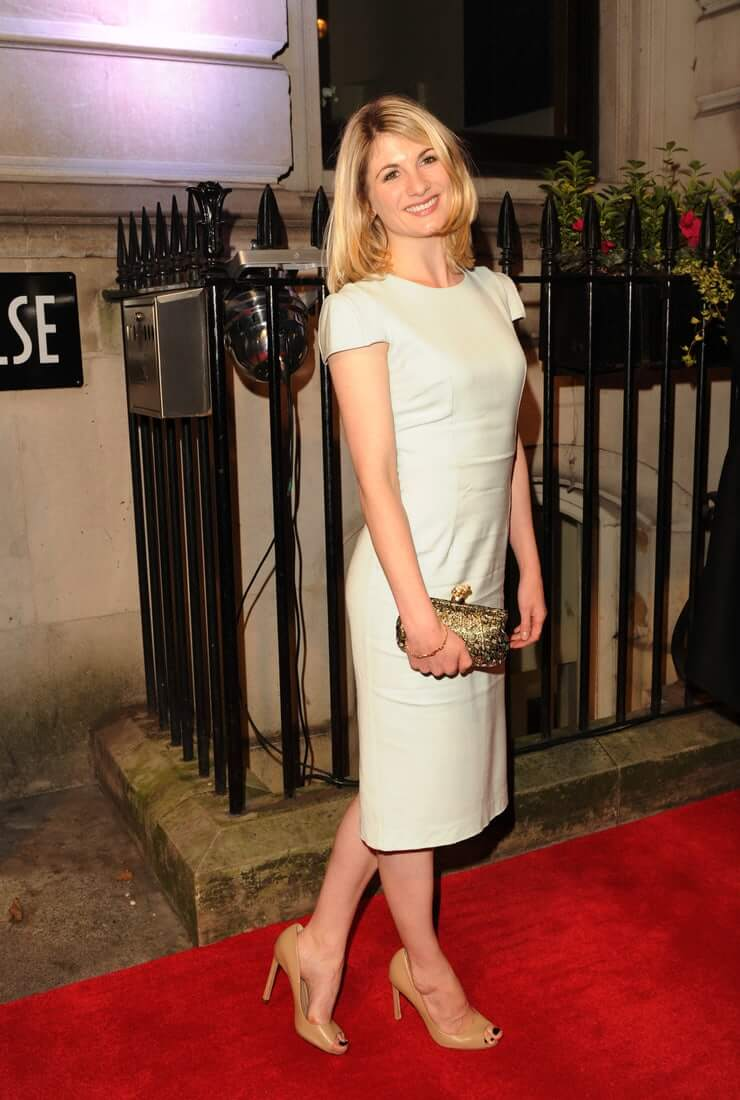 Jodie Whittaker sexy pictures
