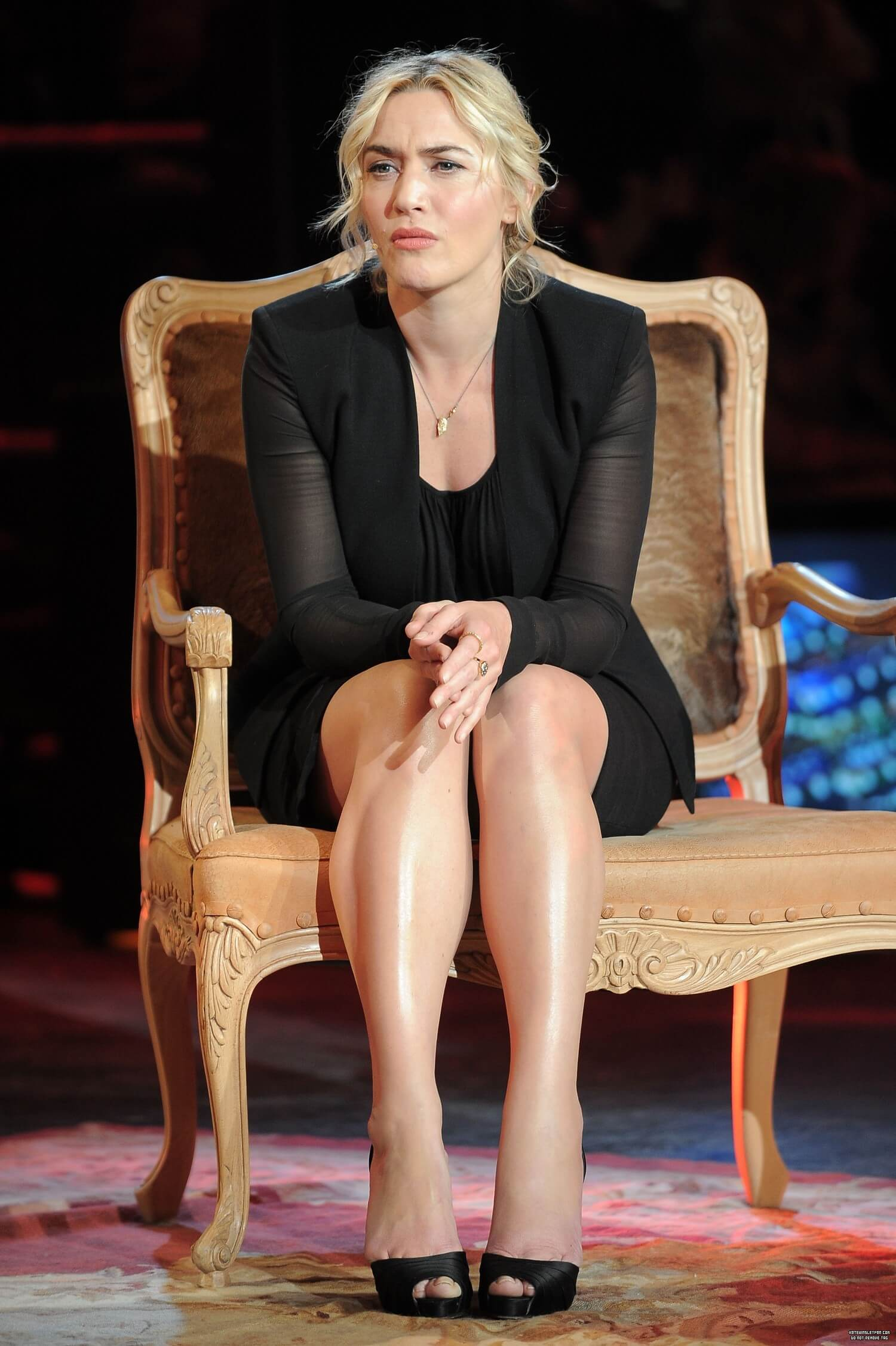 Kate Winslet sexy toes