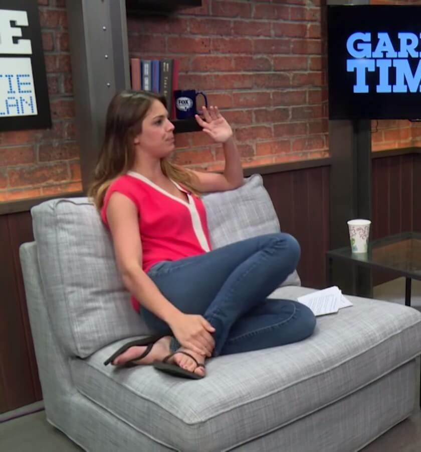15 Sexy Katie Nolan Feet Pictures Will Get You All Sweating Best