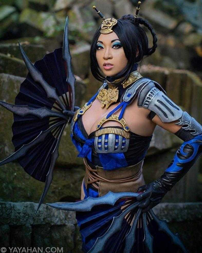 Kitana big boobs (1)