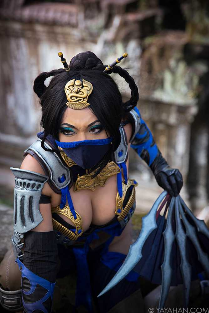 Kitana big boobs (2)