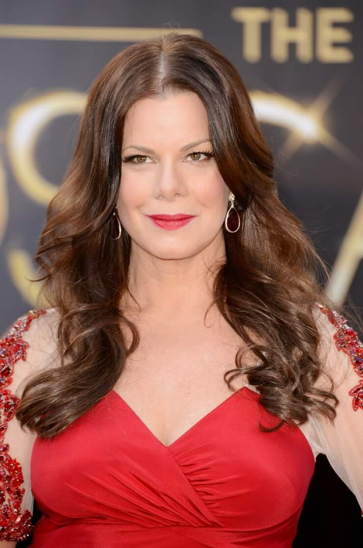 Marcia Gay Harden sexy busty pic