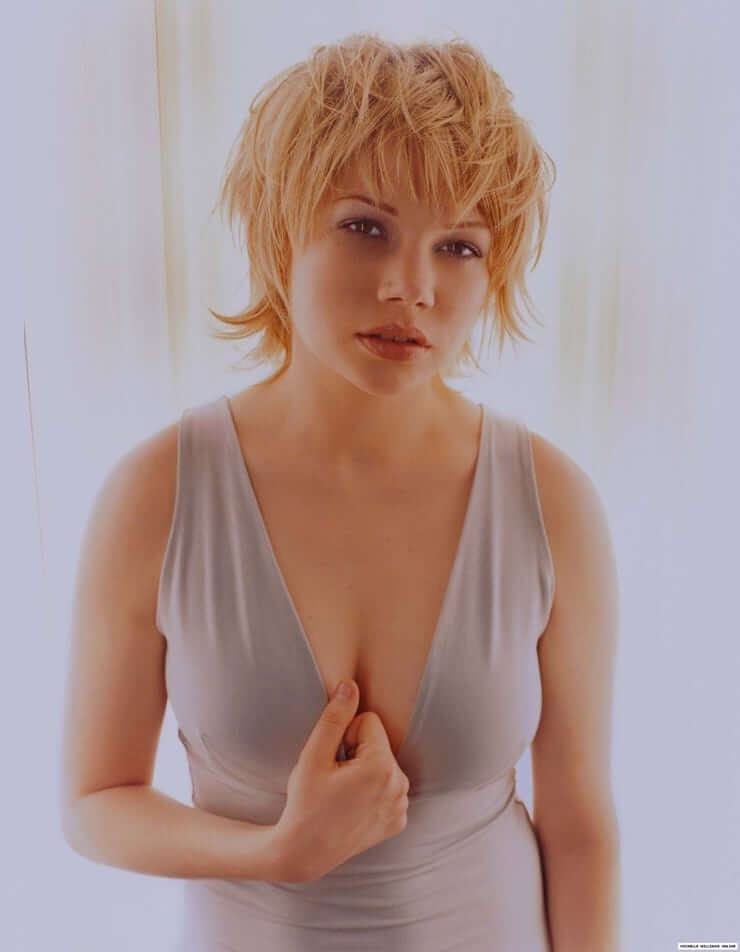 Michelle Williams awesome