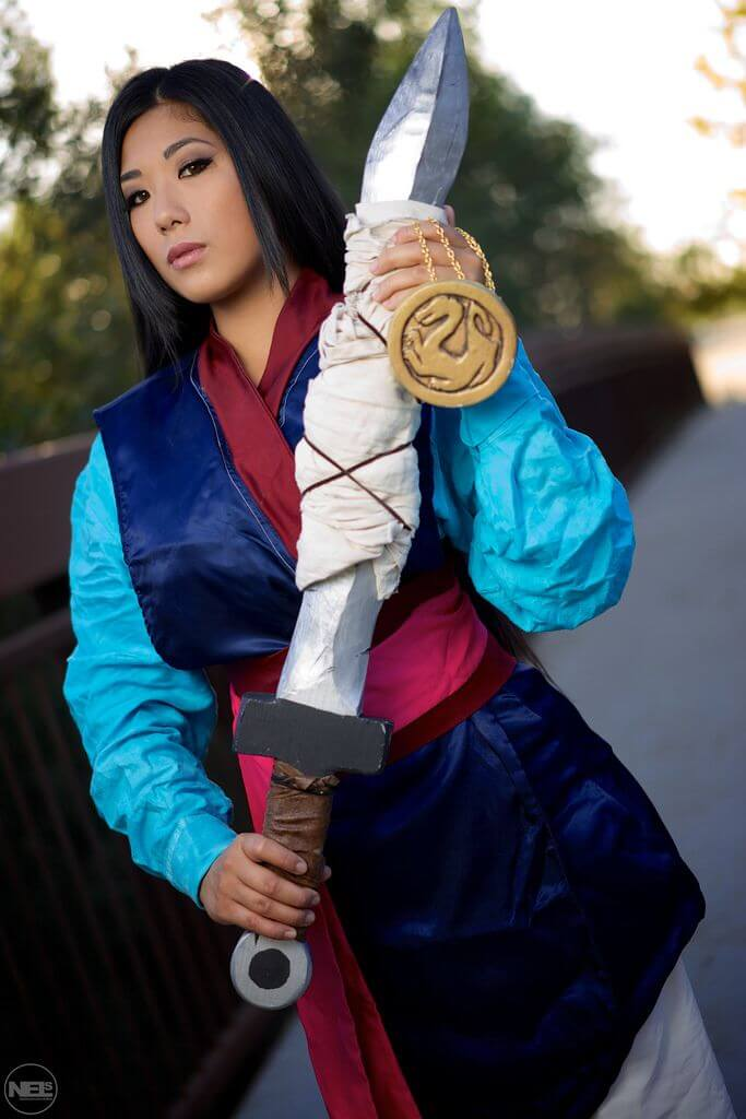 Mulan awesome pic