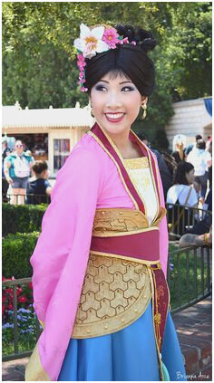 Mulan hot side pics