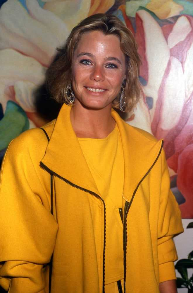 Susan Dey hot yellow dress pics