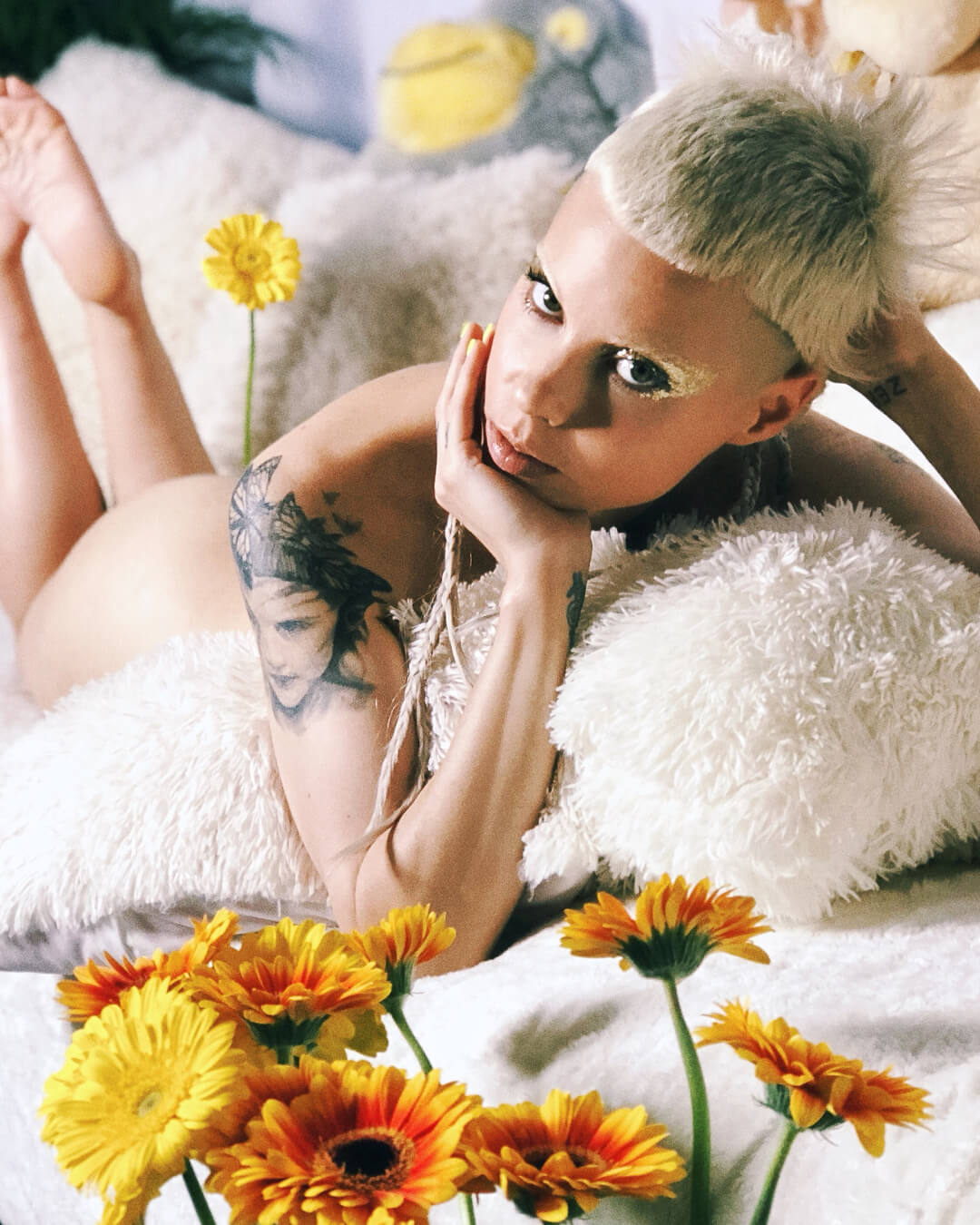 37 Sexy Yolandi Visser Feet Pictures Are Too Much For You