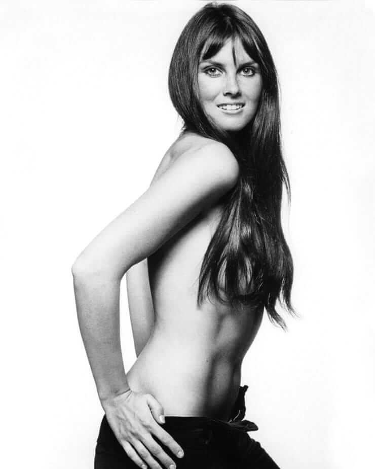 For nude caroline munro think, what