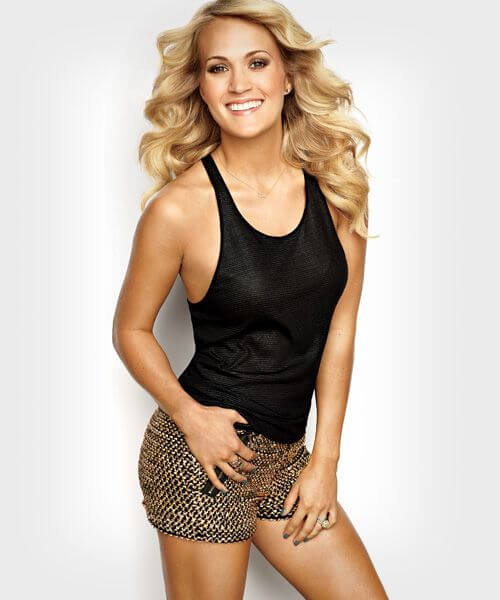 carrie underwood beautiful