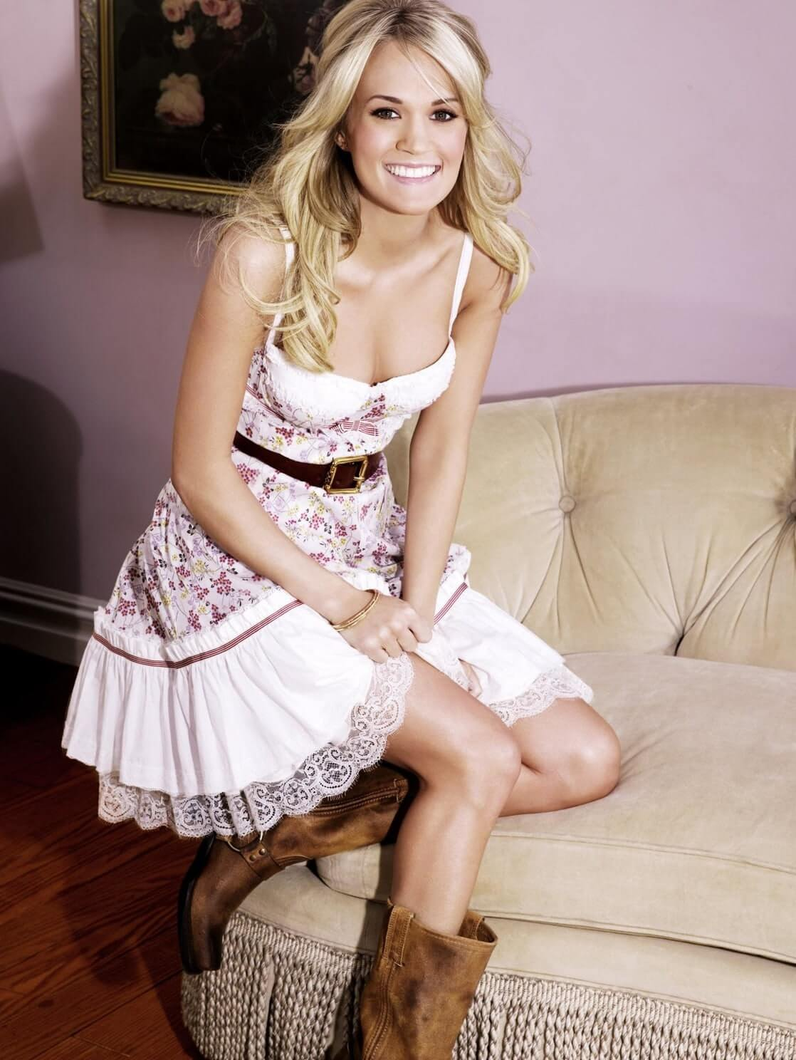 carrie underwood lovely