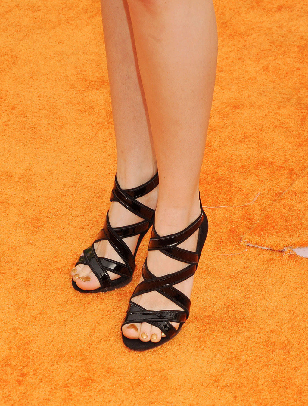 debby ryan Sexy Feet in high heels