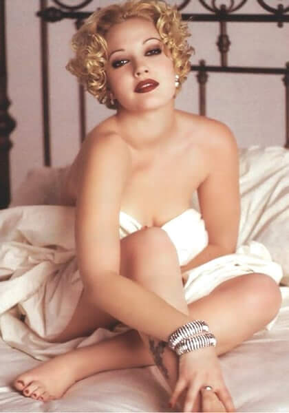 drew barrymore hot pics