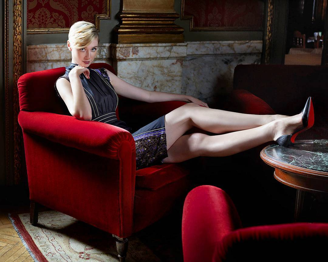elizabeth debicki feet awesome