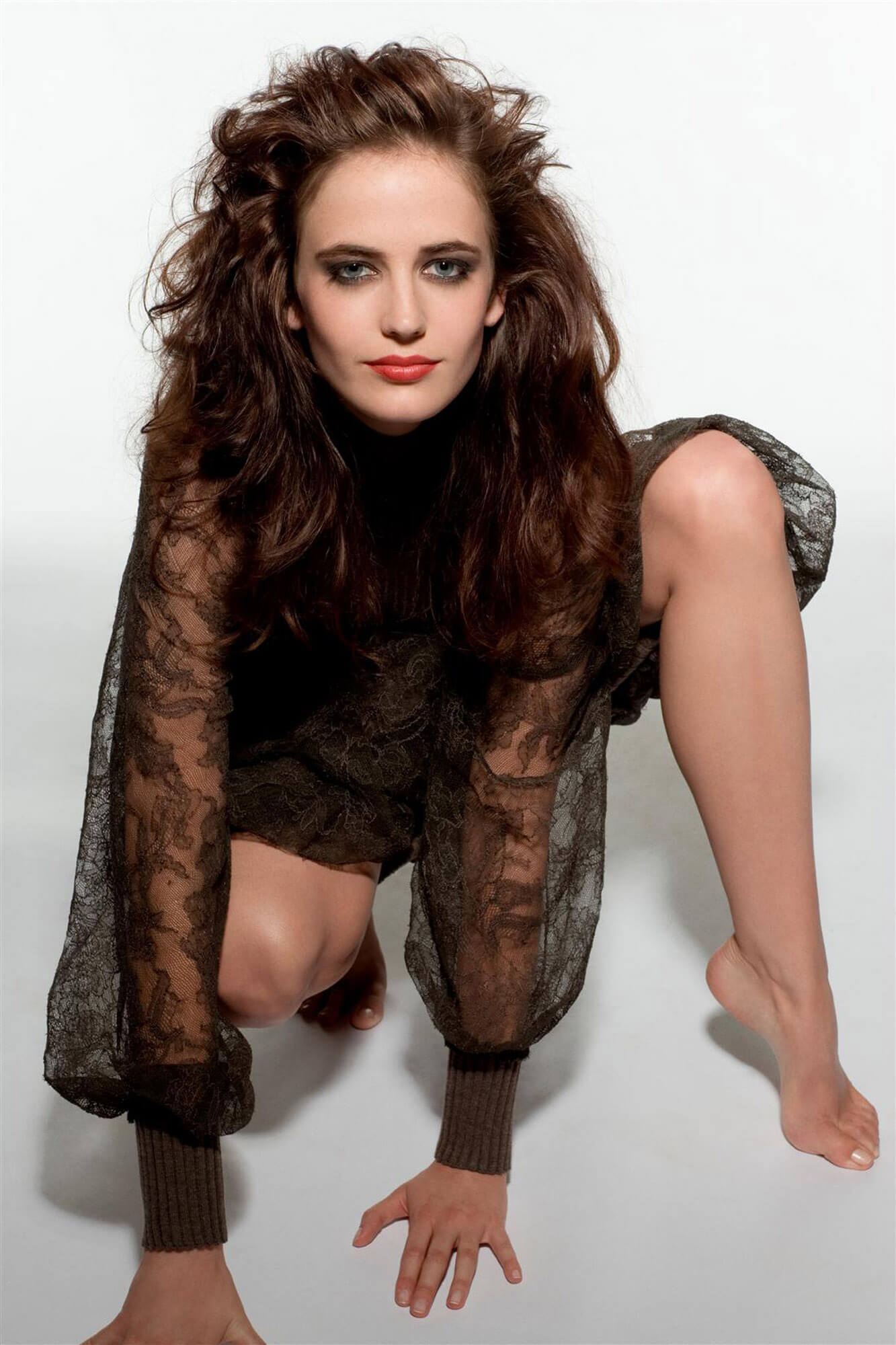 eva green Bare feet