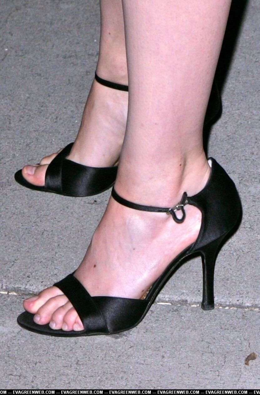 eva green Foot Soles