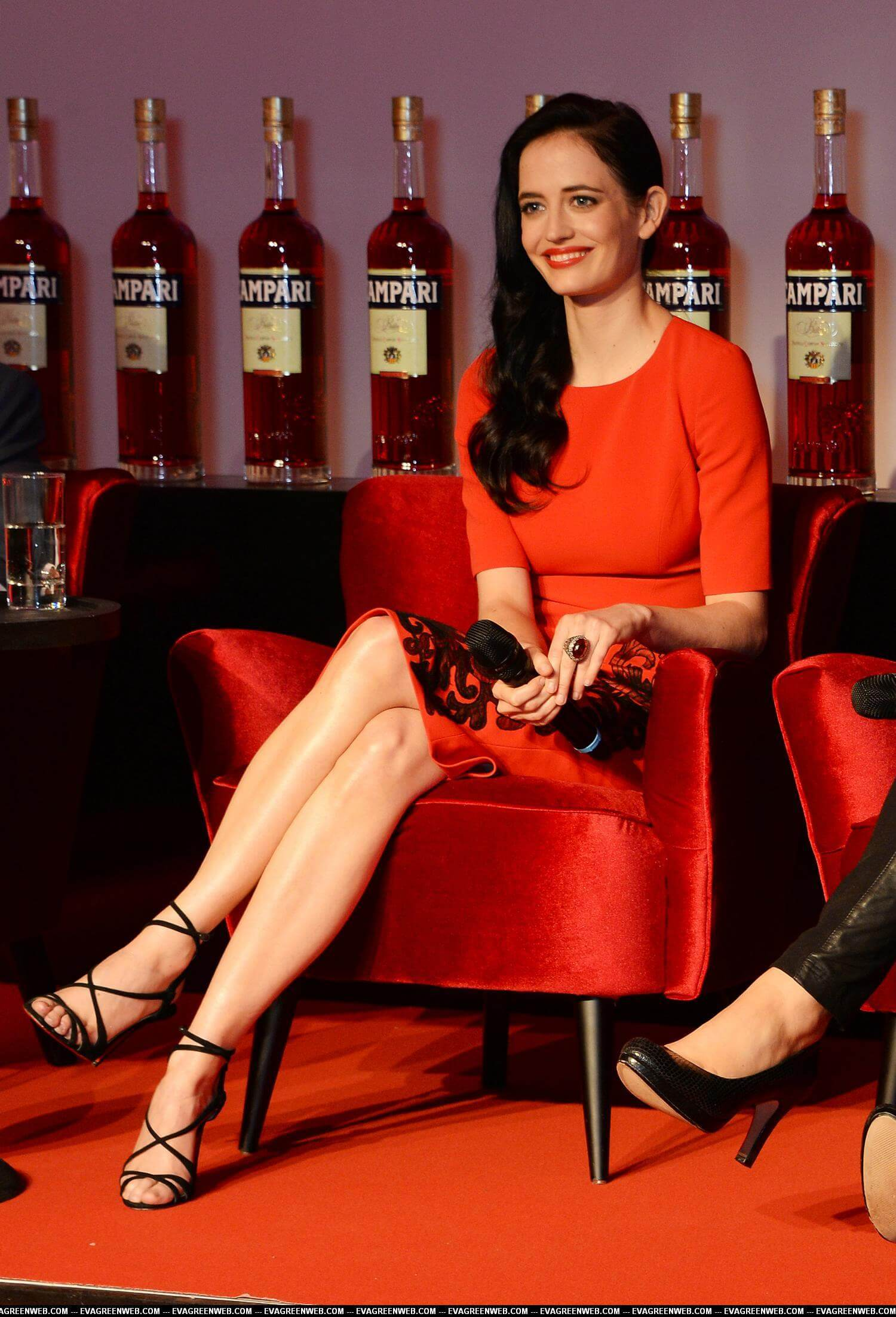 eva green Sexy Bare Feet
