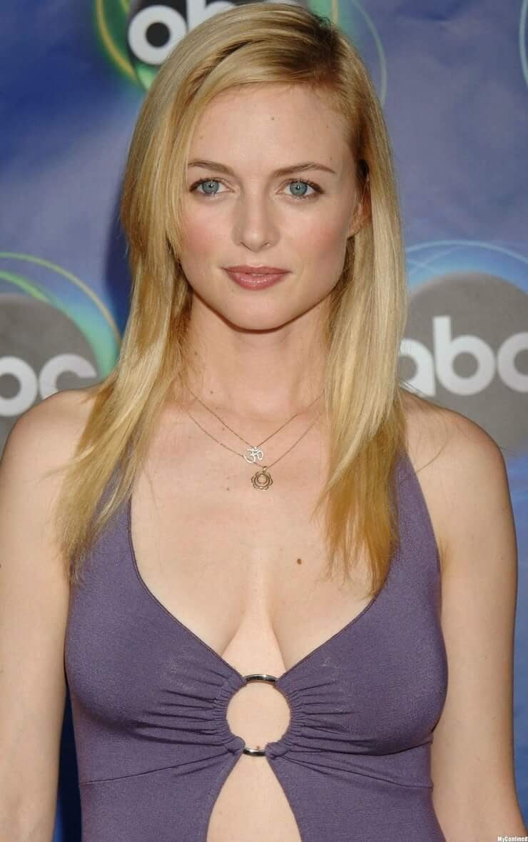 Heather Graham Sexy Photos