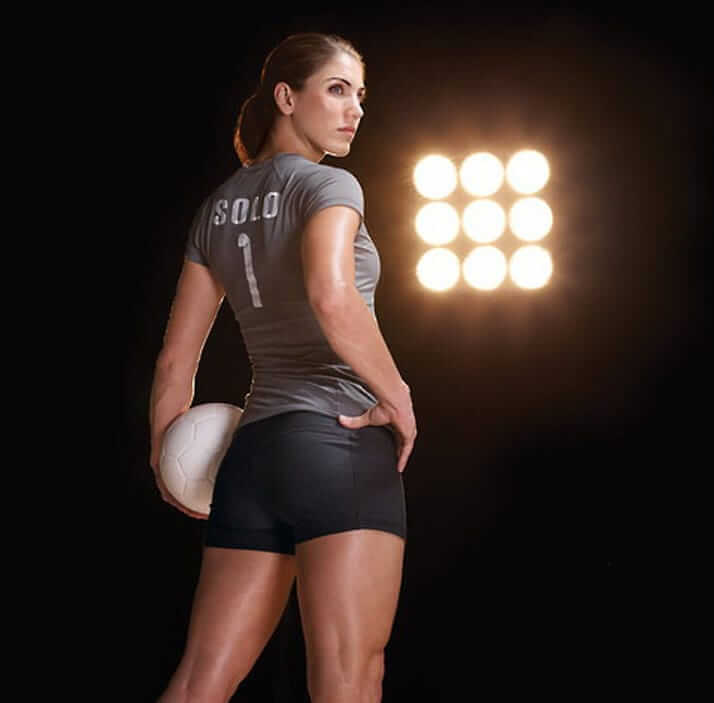 hope solo booty