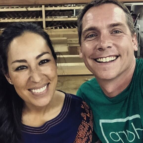 30 Sexy Joanna Gaines Feet Pictures Are Too Much For You -7921