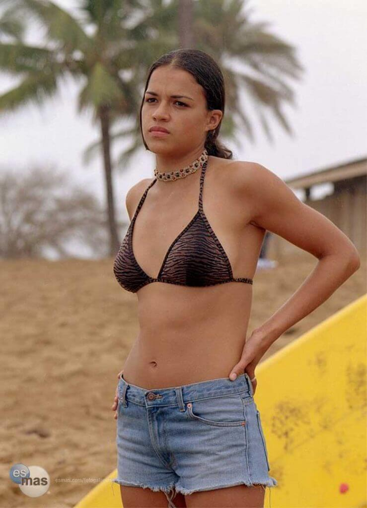 michelle rodriguez awesome