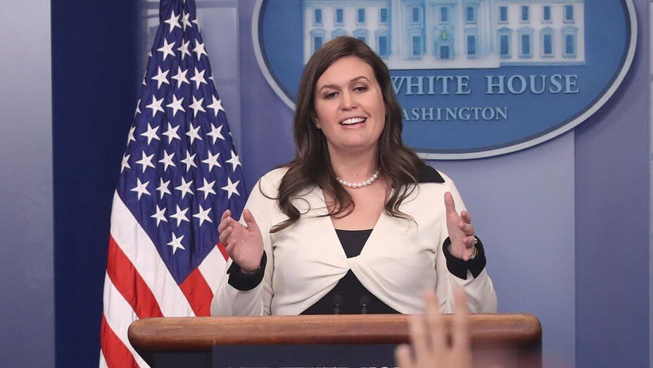 sarah sanders sexy picture