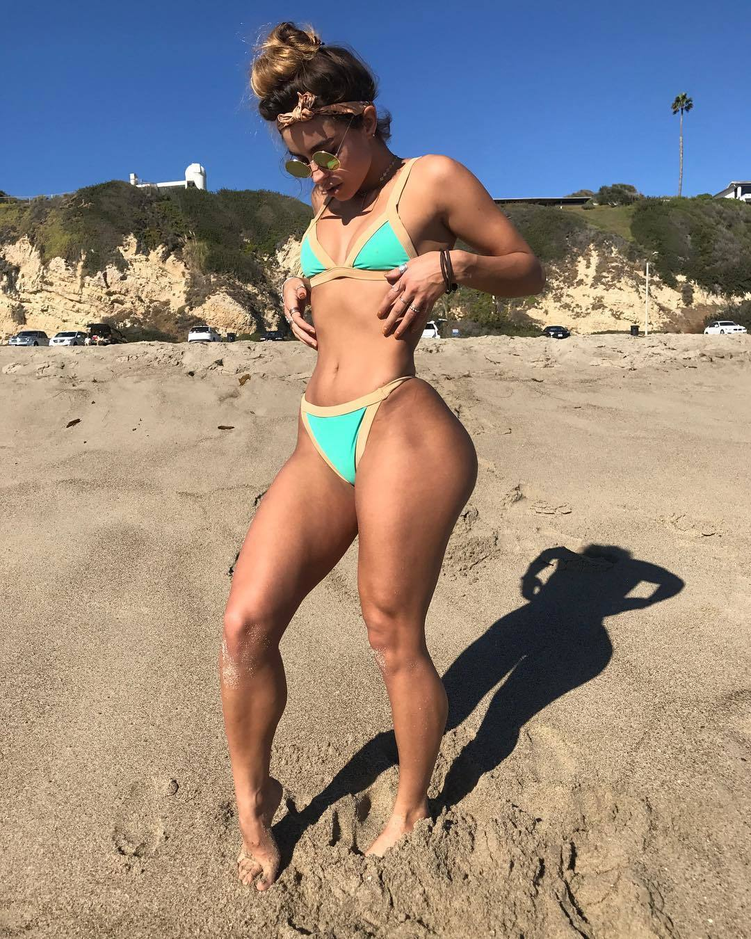 sommer ray beautiful feet image