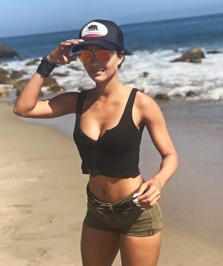 tristin mays hot side pic