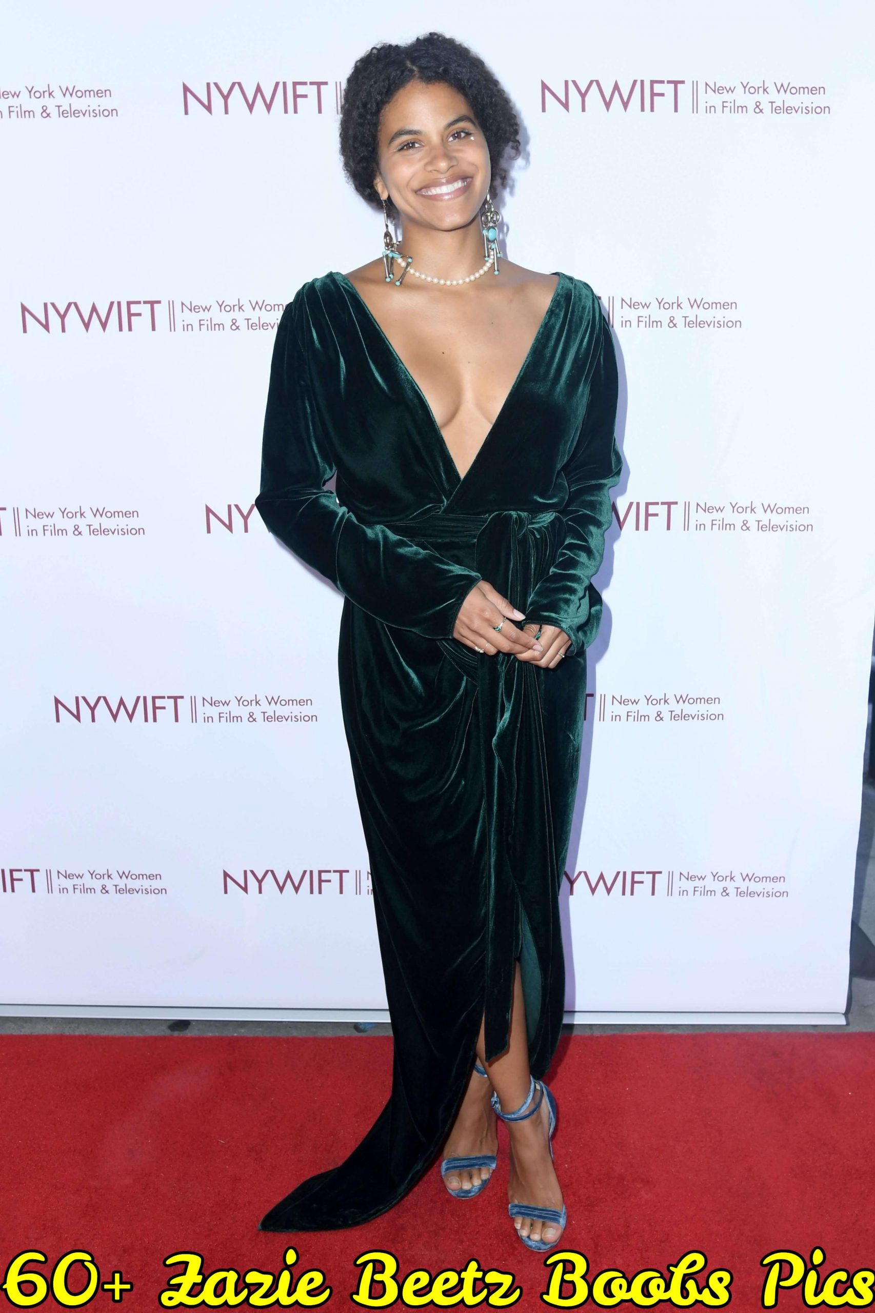 zazie beetz boobs pics