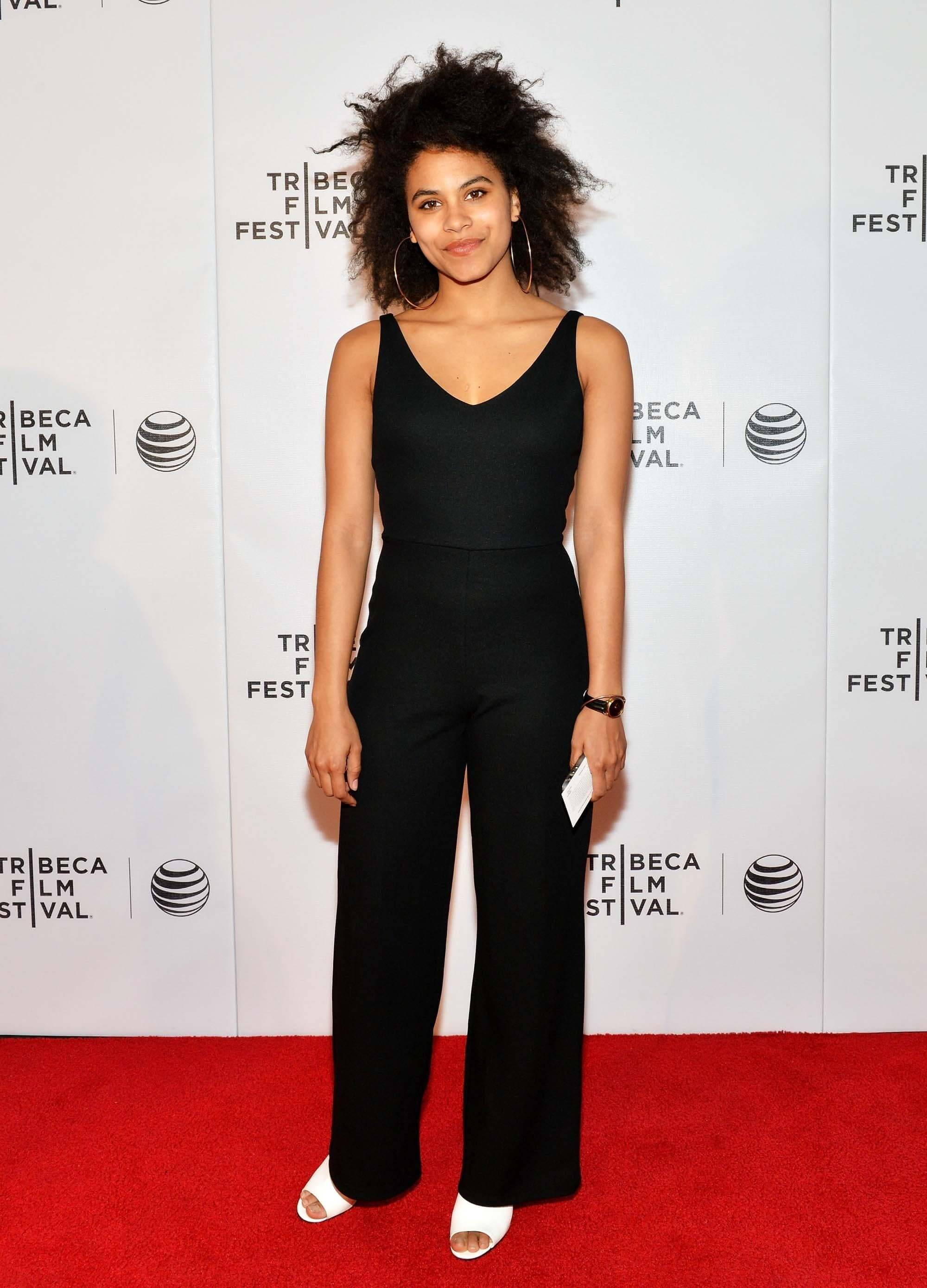 zazie beetz feet hot