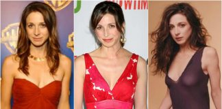 35 Hot Pictures Of Marin Hinkle Personify Love And Adoration