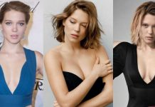 45 Hot Pictures of Lea Seydoux Will Prove She Has Perfect Figure In The Industry