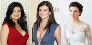 49 Hot Pictures Of Casey Wilson Which Will Make You Fantasize Her