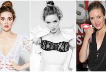 49 Hot Pictures Of Evelyne Brochu Which Will Make Your Mouth Water
