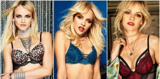 49 Hot Pictures Of Ginta Lapina Which Will Make You Fantasize Her