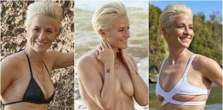 49 Hot Pictures Of Megan Rapinoe Are Truly Work Of Art