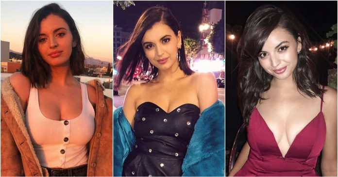 49 Hot Pictures Of Rebecca Black Will Make You Crave For Her