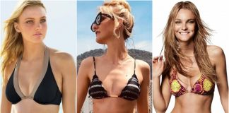 49 Hot Pictures of Caroline Trentini Proves She Is The Sexiest Celeb In Hollywood