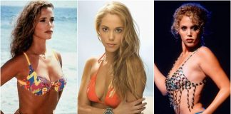 49 Hottest Bikini Pictures Of Elizabeth Berkley That Will Leave You Baffled