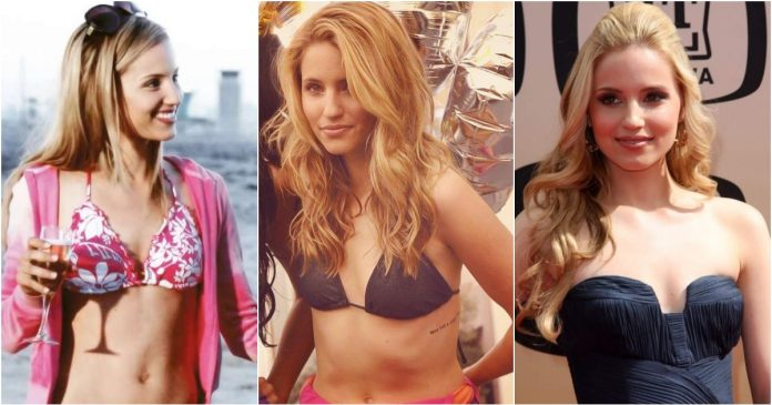 49 Hottest Dianna Agron Bikini Pictures Will Make You Want To Play With Her
