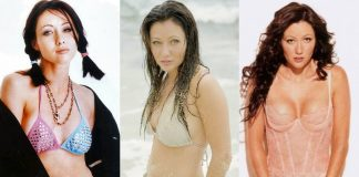 49 Hottest Shannen Dohert Bikini Pictures Proves She Is The Sexiest Celeb In Hollywood
