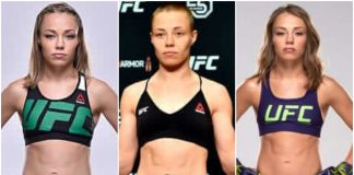 49 Rose Namajunas Hot Pictures Will Make You Forget Your Name