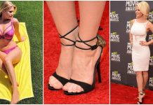 49 Sexy Carrie Keagan Feet Pictures Which Will Make You Crazy About Her