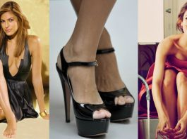 49 Sexy Eva Mendes Feet Pictures Will Make You Drool Forever