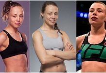 49 Sexy Rose Namajunas Boobs Pictures Will Make You Forget Your Name